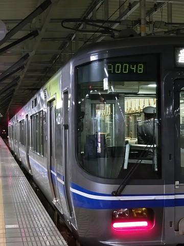 電車や地下鉄が大好きな長男。